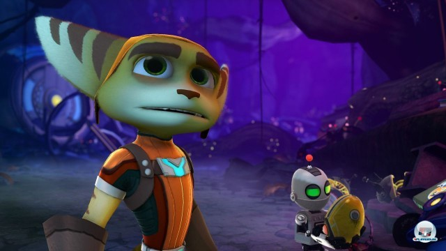 Screenshot - Ratchet & Clank: All 4 One (PlayStation3)