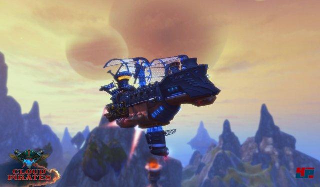 Screenshot - Cloud Pirates (PC)