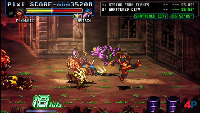 Screenshot - Fight'N Rage (Switch) 92600602