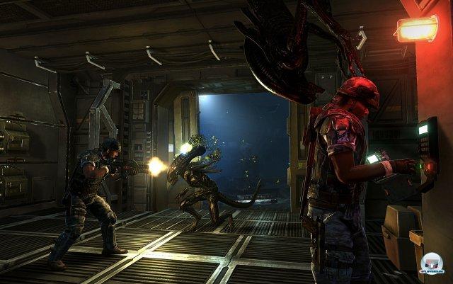 Screenshot - Aliens: Colonial Marines (360) 92401577