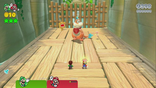 Screenshot - Super Mario 3D World   Bowser's Fury (Switch) 92634404