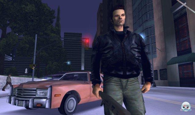 Screenshot - Grand Theft Auto III (Android) 2299382