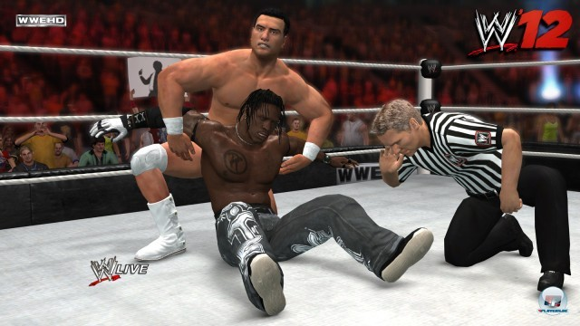Screenshot - WWE '12 (PlayStation3)