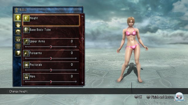 Screenshot - Soul Calibur V (PlayStation3) 2283312
