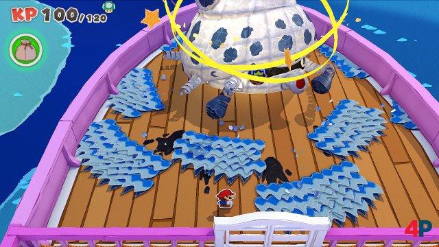 Screenshot - Paper Mario: The Origami King (Switch) 92619585