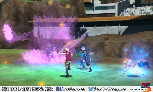 Screenshot - Naruto Shippuden: Ultimate Ninja Storm Revolution (360) 92476603
