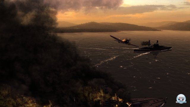 Screenshot - Air Conflicts: Pacific Carriers (PC) 2367857