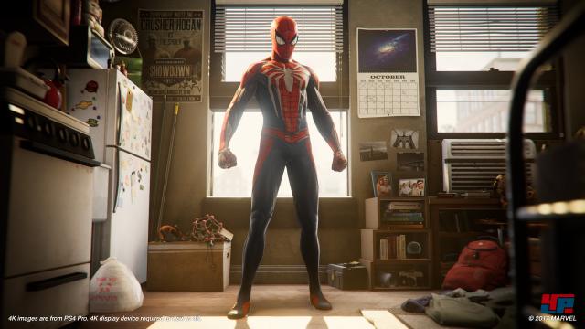 Screenshot - Spider-Man (PS4) (PS4) 92554967