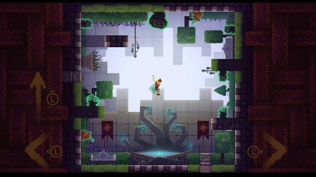 Captura de pantalla: Tetragon (PC)
