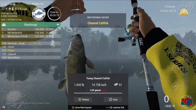 Screenshot - Fishing Planet (PS4) 92551098