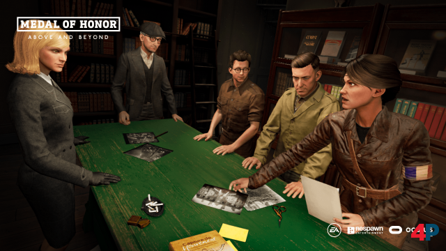 Screenshot - Medal of Honor: Above and Beyond (OculusRift, VirtualReality) 92622442