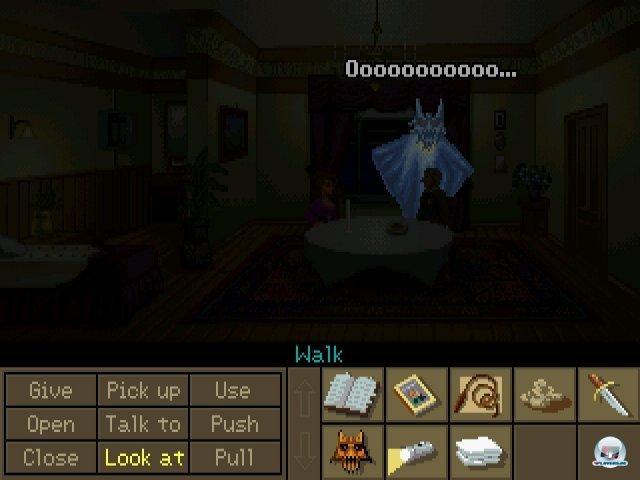 Screenshot - Indiana Jones and the Fate of Atlantis (PC) 2283577