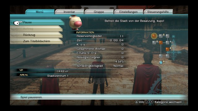 Screenshot - Final Fantasy Type-0 (PlayStation4)