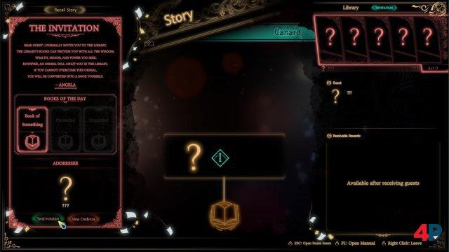 Screenshot - Library of Ruina (PC)