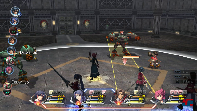 Screenshot - The Legend of Heroes: Trails of Cold Steel (PS4) 92587939