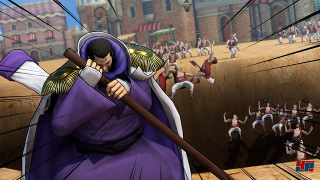 Screenshot - One Piece: Pirate Warriors 3 (PlayStation3) 92497593
