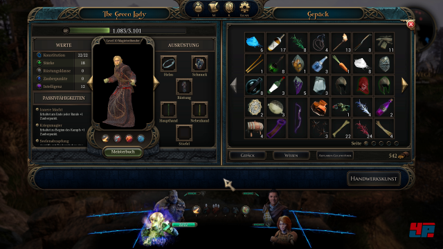 Screenshot - The Bard's Tale 4: Barrows Deep (PC) 92574205