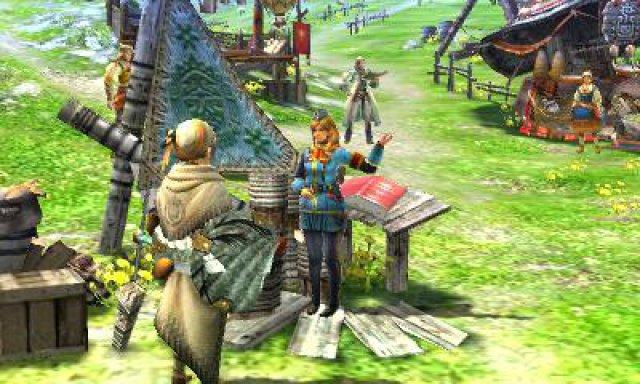 Screenshot - Monster Hunter Generations (3DS) 92530895