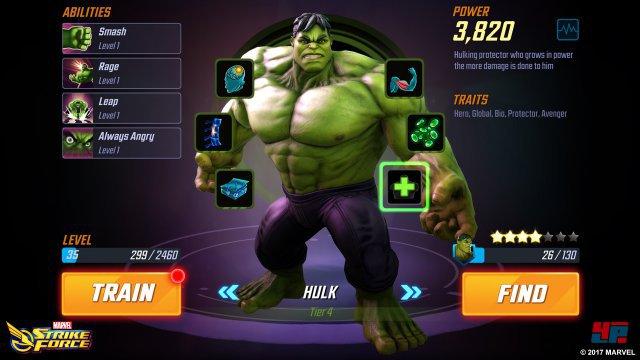 Screenshot - Marvel Strike Force (Android) 92562453