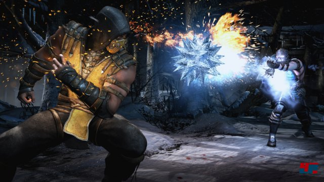 Screenshot - Mortal Kombat X (360) 92484428