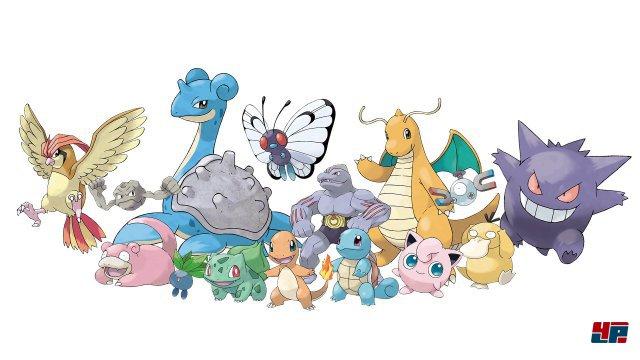 Screenshot - Pokémon Let's Go,Pikachu! & Let's Go, Evoli! (Switch) 92566032