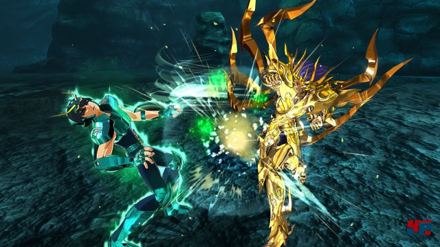 Screenshot - Saint Seiya: Soldiers' Soul (PC) 92505178