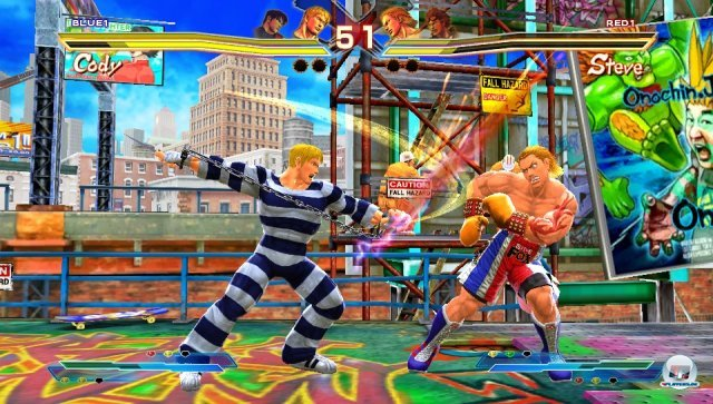 Screenshot - Street Fighter X Tekken (PS_Vita) 2338272