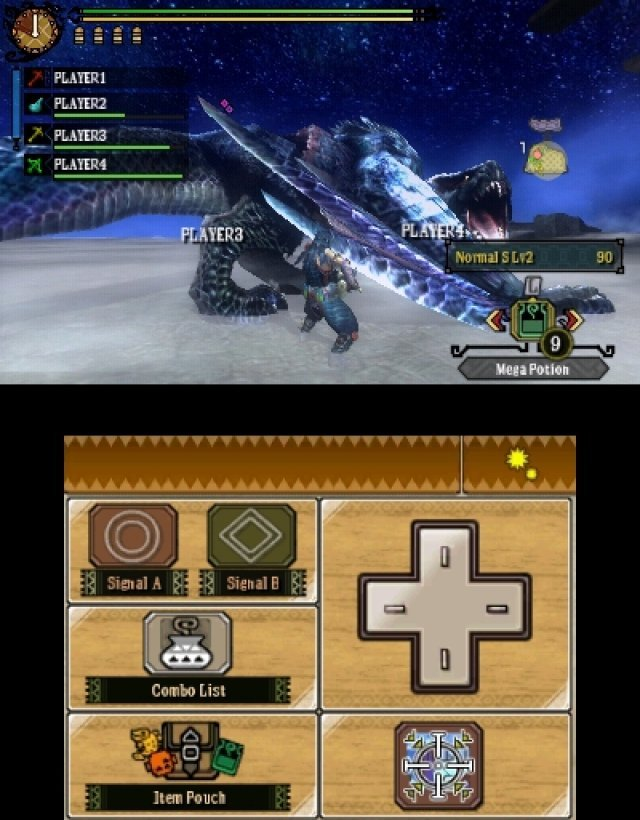 Screenshot - Monster Hunter 3 Ultimate (3DS) 92452347