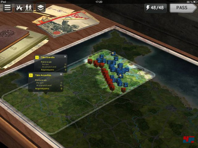 Screenshot - Wars and Battles (iPad)