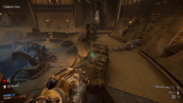 Screenshot - Necromunda: Hired Gun (PC) 92643290