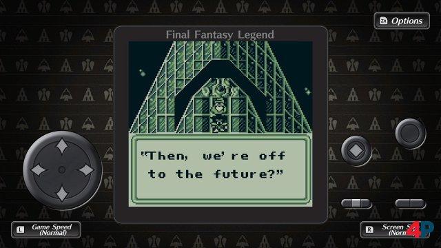 Screenshot - Collection of SaGa: Final Fantasy Legend (Switch)