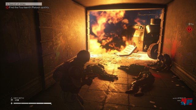 Screenshot - Left Alive (PC)