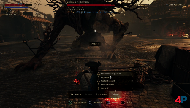 Screenshot - GreedFall (PS4) 92596235