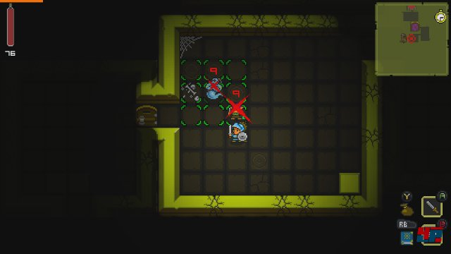 Screenshot - Quest of Dungeons (XboxOne) 92509904