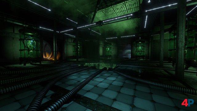 Screenshot - Vaporum: Lockdown (PC) 92622902
