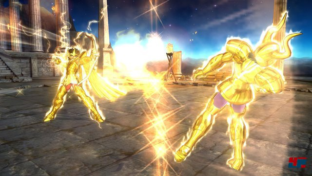 Screenshot - Saint Seiya: Soldiers' Soul (PC) 92505186
