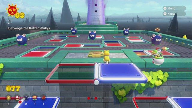 Screenshot - Super Mario 3D World   Bowser's Fury (Switch) 92634383