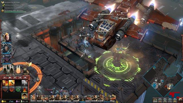 Screenshot - Warhammer 40.000: Dawn of War 3 (PC) 92544418