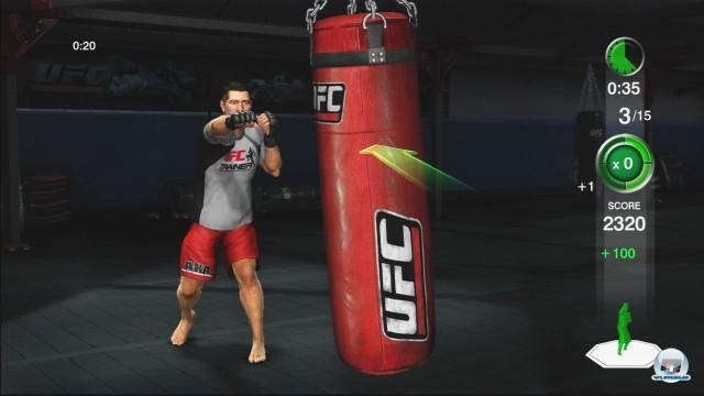 Screenshot - UFC Personal Trainer - The Ultimate Fitness System (360) 2233409