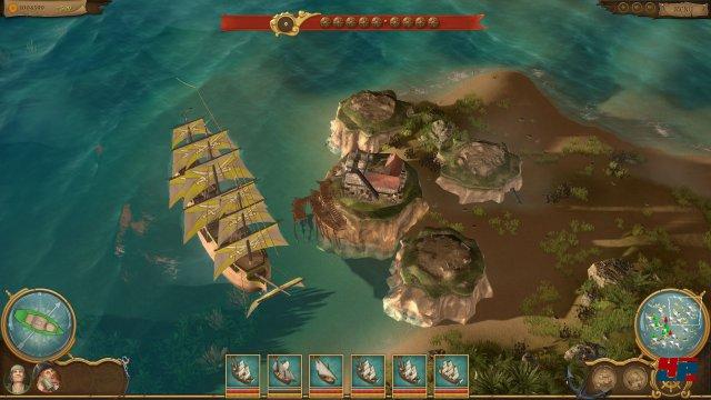 Screenshot - Of Ships & Scoundrels (Mac)
