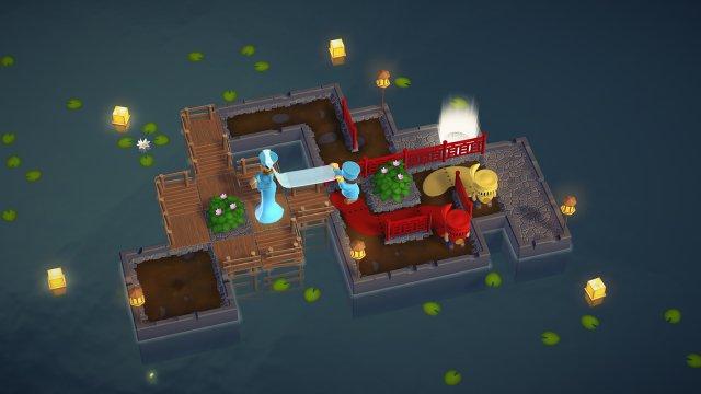 Screenshot - Puddle Knights (Switch)