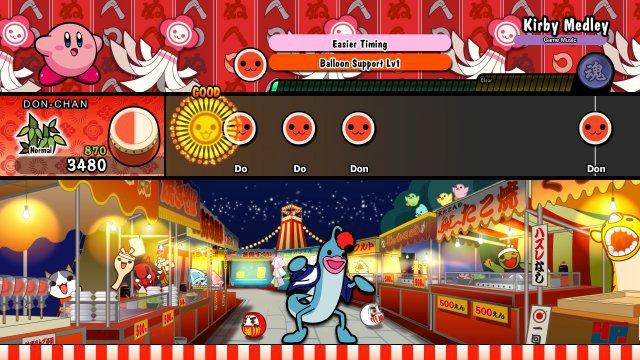 Screenshot - Taiko no Tatsujin: Drum 'n' Fun! (Switch) 92570323