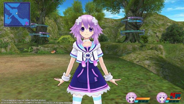 Screenshot - Hyperdimension Neptunia Re;Birth 3: V Century (PS_Vita) 92499333