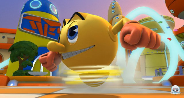 Screenshot - Pac-Man and the Ghostly Adventures (360) 92469490