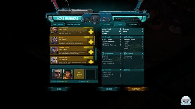 Screenshot - Shadowrun Returns (PC) 92465726
