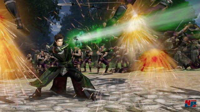 Screenshot - Samurai Warriors 4 (PlayStation4) 92492912