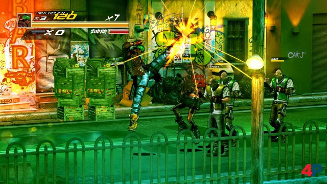Screenshot - The TakeOver (PC) 92600005