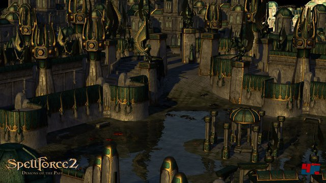 Screenshot - SpellForce 2: Demons of the Past (PC) 92475681