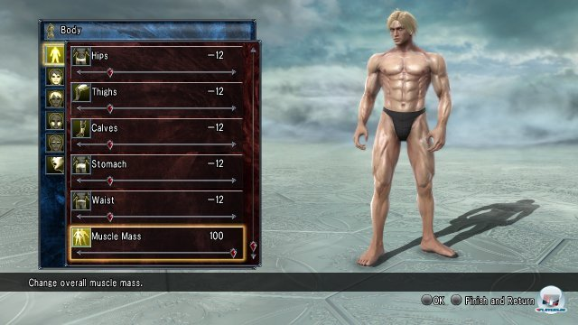 Screenshot - Soul Calibur V (PlayStation3) 2283327