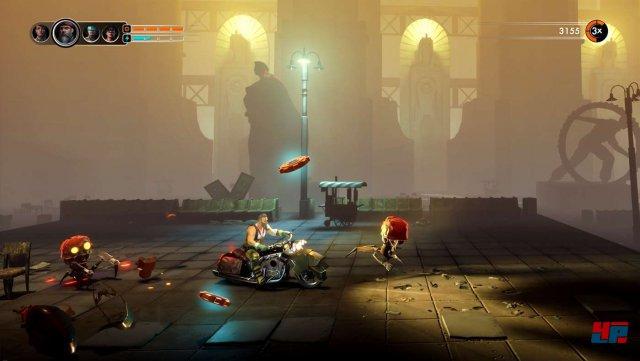 Screenshot - Steel Rats (One)